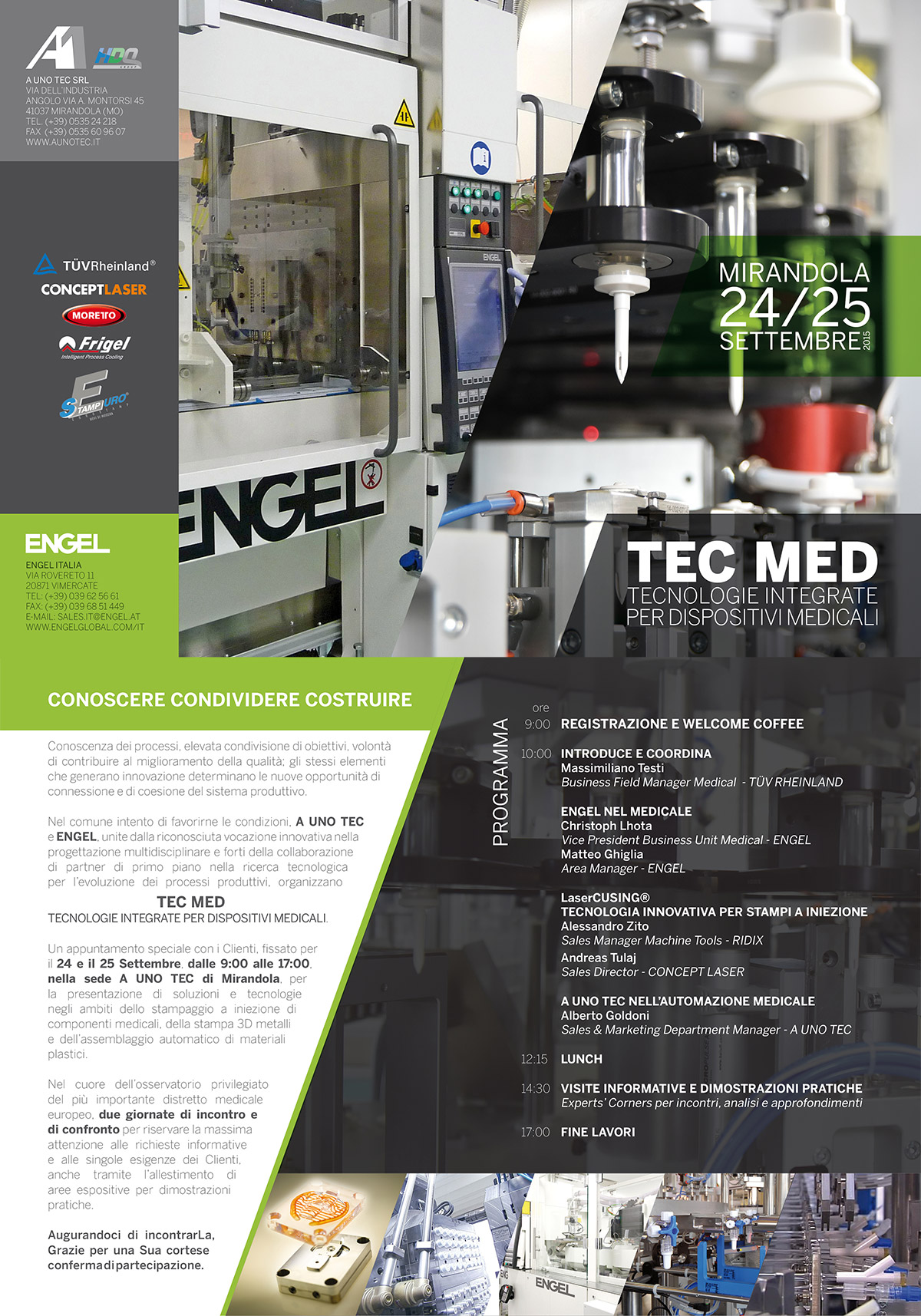 TEC MED 24-25 Settembre 2015